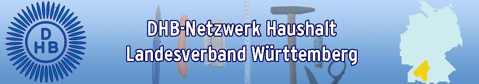 Titelbild des DHB-Netzwerk Haushalt